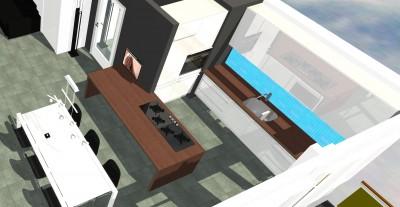 Ontwerp verbouwing keuken