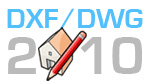 SketchUp DWG DXF export
