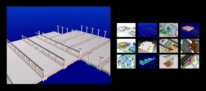Caddvision projecten 3D Simulatie