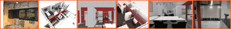 Verbouwing keuken Voorburg