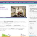 WordPress website studentenwoningen