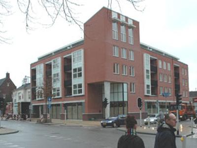 Appartementengebouw Apeldoorn