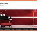 WordPress website en cursus voor huiskamermuziek